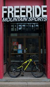 Freeride Mountain Sports Bike Shop St. John's, Newfoundland